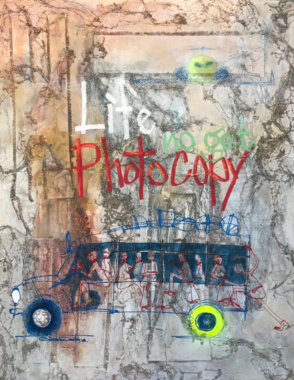 life no get photocopy - Tantua