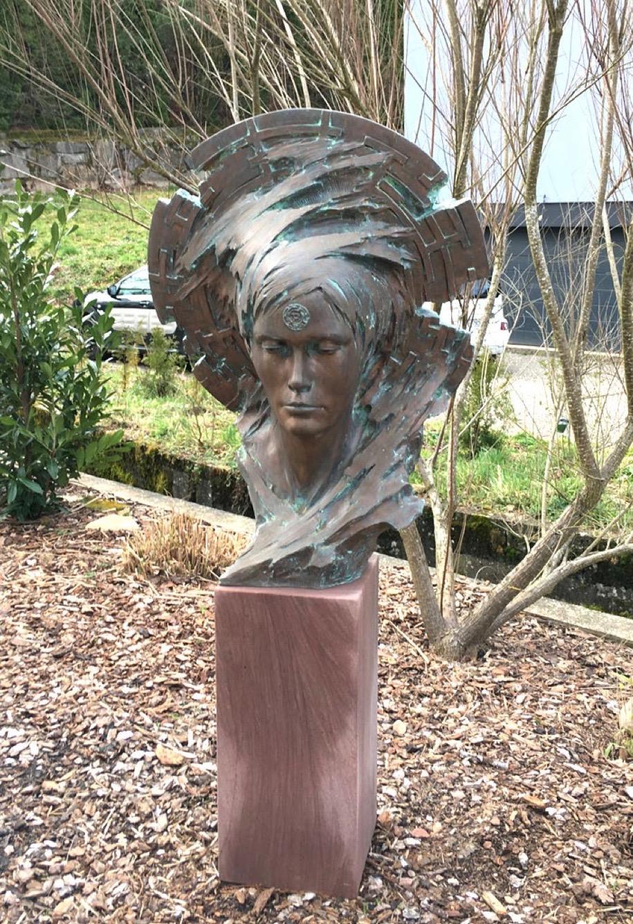 listing sculptures Galerie Florence (glissé(e)s)-17